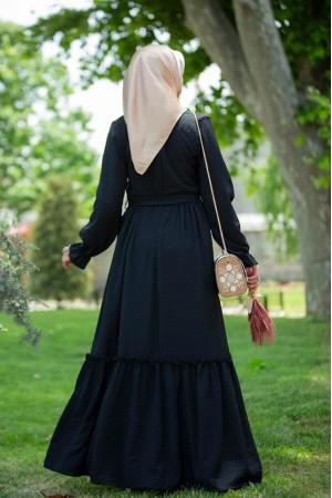 ayrobin dress black 4090