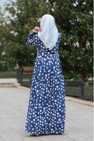 Dress armony blue 413