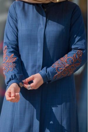 alyans dress blue 414
